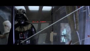 Darth Vader invades