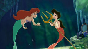 Return to the Sea Ariel and Melody