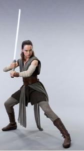 Star Wars The Last Jedi - Rey 2
