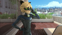 The Evillustrator - Cat Noir