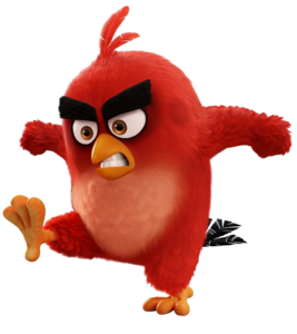 Angry Birds Movie Red 14