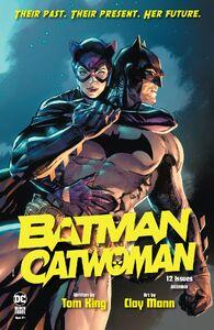 Batman-Catwoman Written by Tom King & Art by Clay Mann