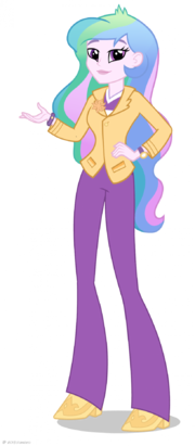 Equestria Girls Principal Celestia artwork.png