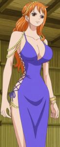 Nami Second Zou Outfit