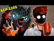 SCP-1155 Predatory Street Art (SCP Animation)