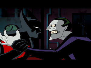 Batman vs The Joker 3