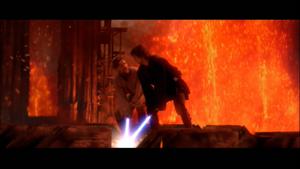 Darth Vader thrash