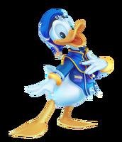 Donald en Kingdom Hearts