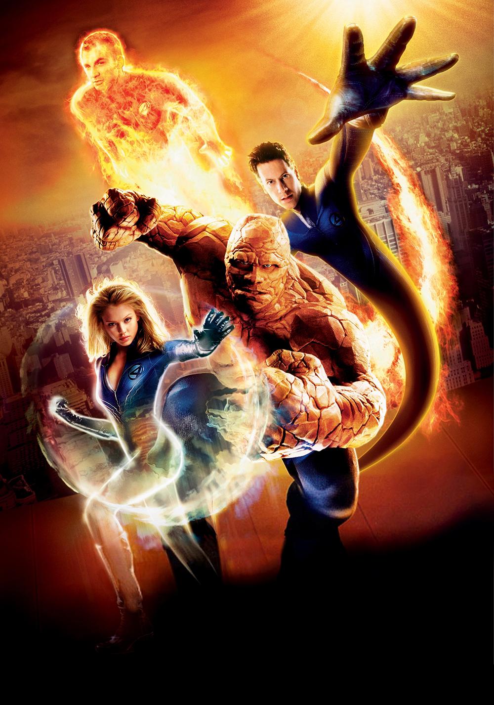 Fantastic Four (2000s Films)