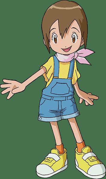 Hikari Yagami (Adventure:)