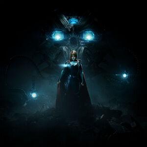 Supergirl - Injustice 2 - Art