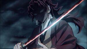 Yoriichi Tsugikuni (Flashback)