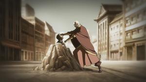 Aang energybending Yakone