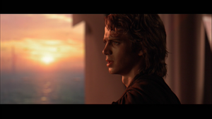 Anakin worry