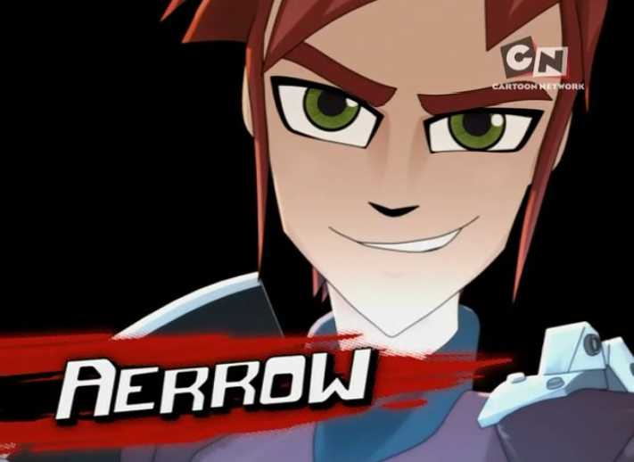 Aerrow