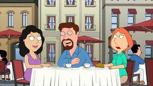 Lois and Bonnie in Paris