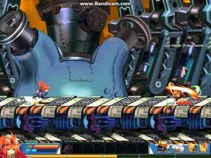 Mini fighter - Power Chris High Skill