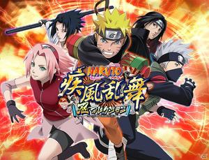 Naruto Sakura Sasuke Itachi Kakashi Card 1
