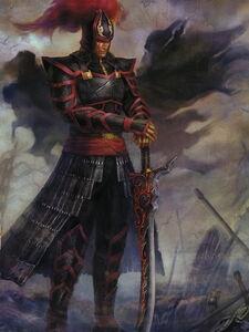 Zhou Tai - DW6