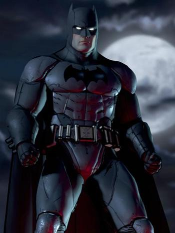 Batsuit Mk. I