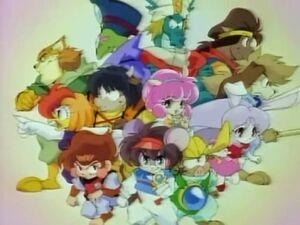 Eto Rangers on ABC-5 Powell, Bukuh, Delacao, Kelly, Paccalachi, Wannie-Wannie, Yabu, Cesley, Mencue, Chickee, Yalung, Vivi