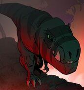 Fang the T.rex