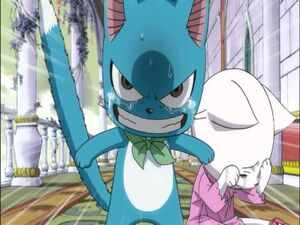 Happy standing up to the Exceeds