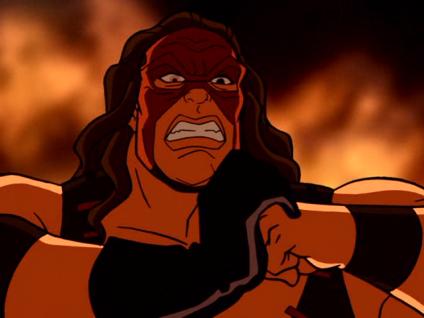 Kane (Scooby-Doo! Wrestlemania Mystery)