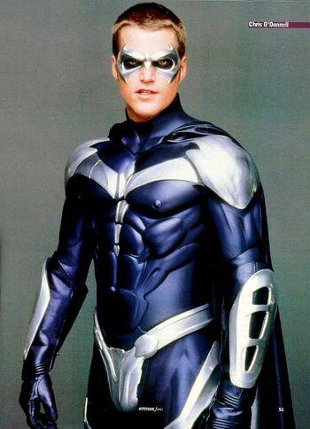 Batman & Robin (Ice Armor Suit)