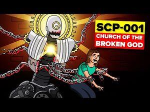SCP-001 - The Broken God - Ouroboros Cycle (SCP Animation)