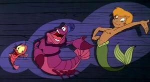 The Lobster Mobster's Mob