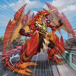 Titan Dragonoid full art