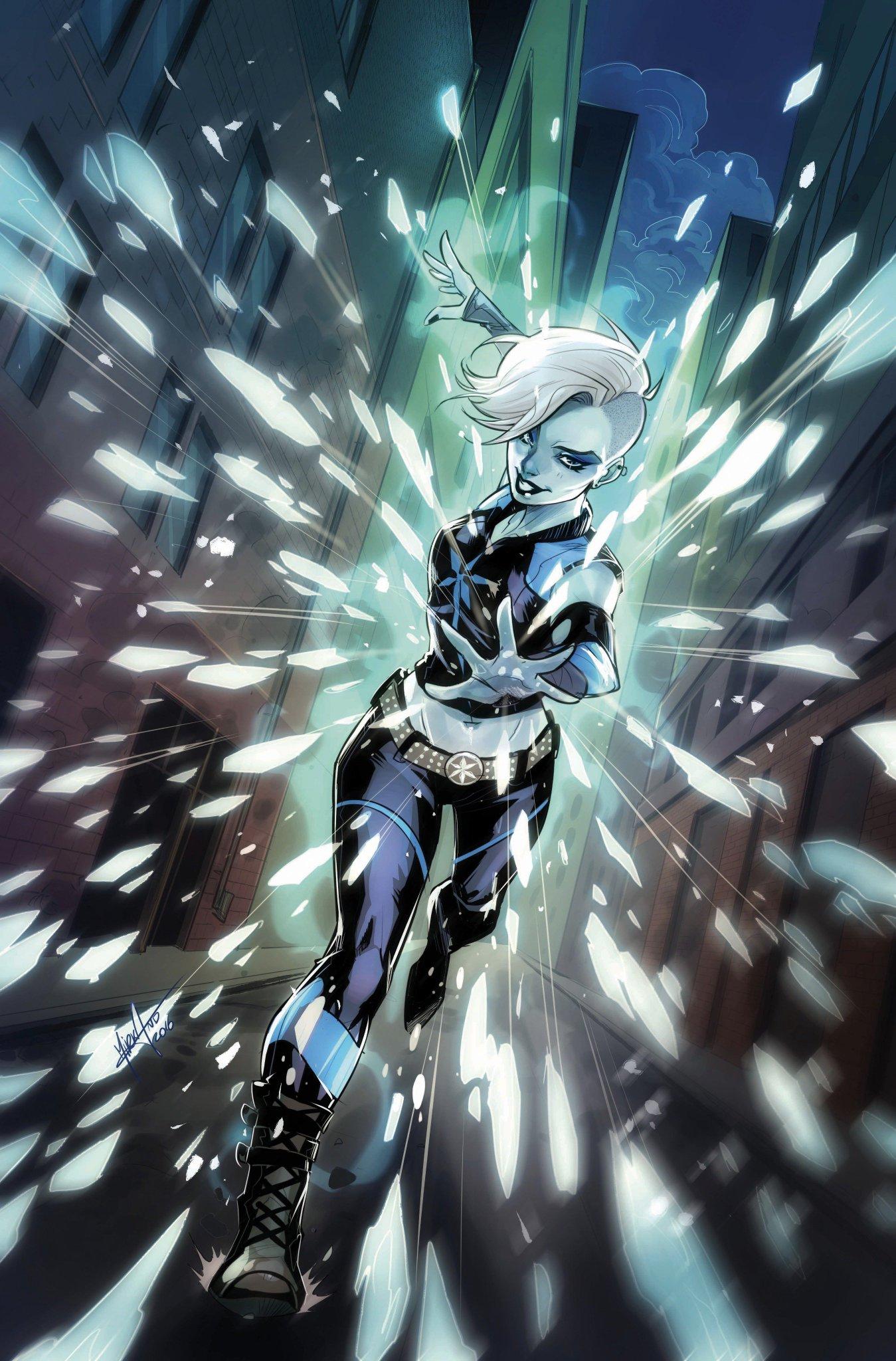 Killer Frost (Prime Earth)