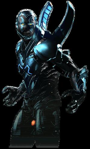 Blue beetle injustice 2 render .png