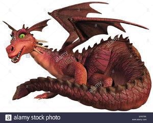 Dragon-shrek-the-third-shrek-3-2007-EF87RK