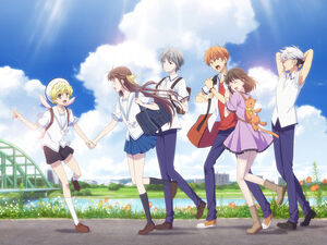 Fruits Basket 2019 Poster 4