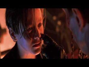 John Connor Ending