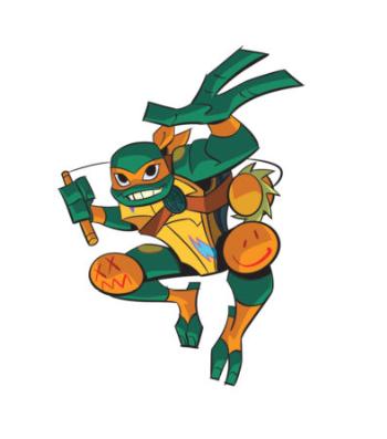 Michelangelo (TMNT 2018)