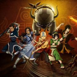 Team Avatar fanart.png