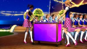 Barbie Princess Charm School- (2)