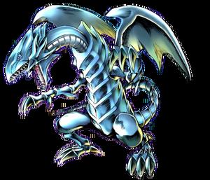 Blue-Eyes White Dragon!
