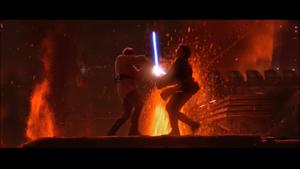 Darth Vader pummel