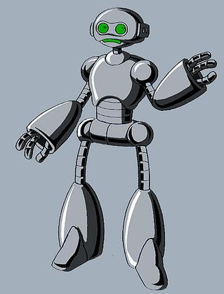 Fugitoid (TMNT 2003)