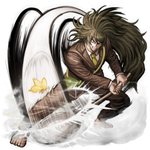 Gonta Gokuhara Illustration