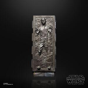 Han Solo carbonite - Black Series