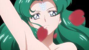 Sailor moon crystal act 30 michiru transforms