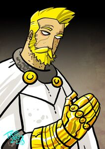 Ser Jaime Lannister Goldenhand TheMico