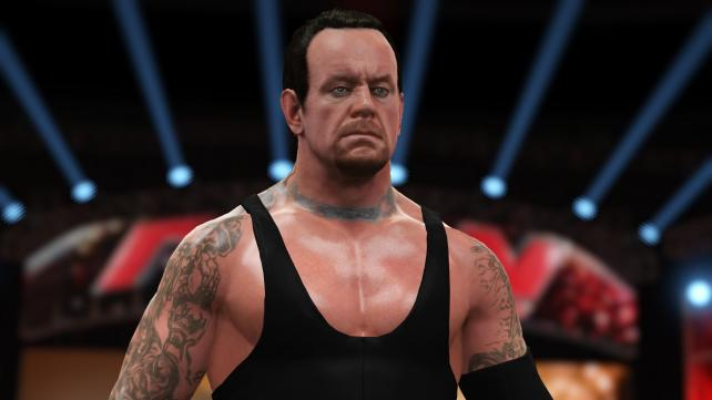 The Undertaker (WWE 2k and WWE Smackdown! Vs. Raw series)