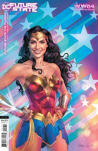 Wonder Woman 1984 comic 1