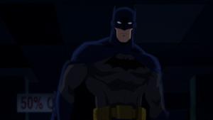 Batman's Appereance